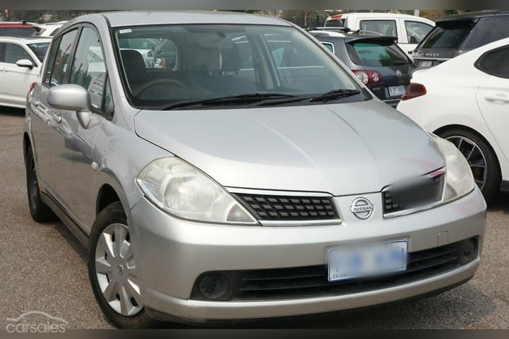 Image result for nissan tiida